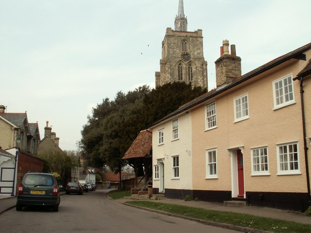 Mill Street in Ashwell - geograph.org.uk - 1246791