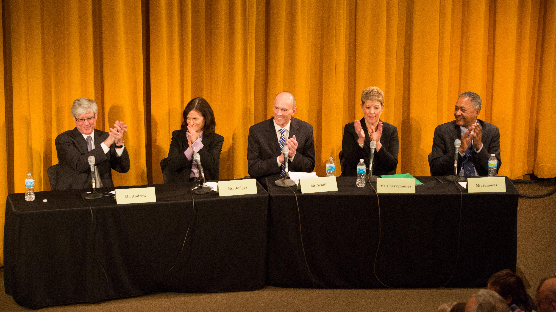 Minneapolis Mayoral Candidate Debate 2013
