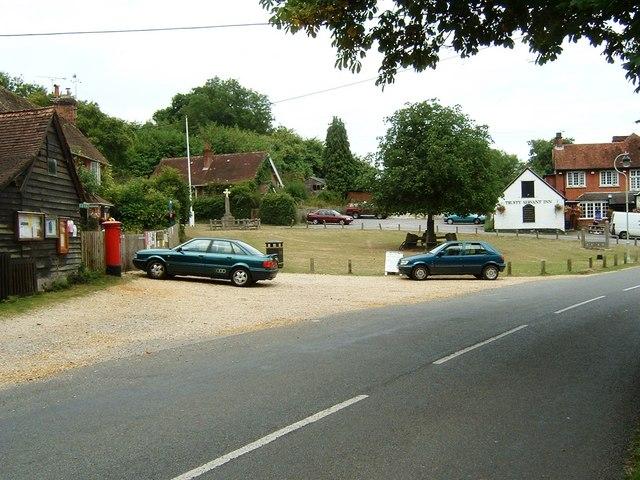 Minstead Village Green - geograph.org.uk - 332598