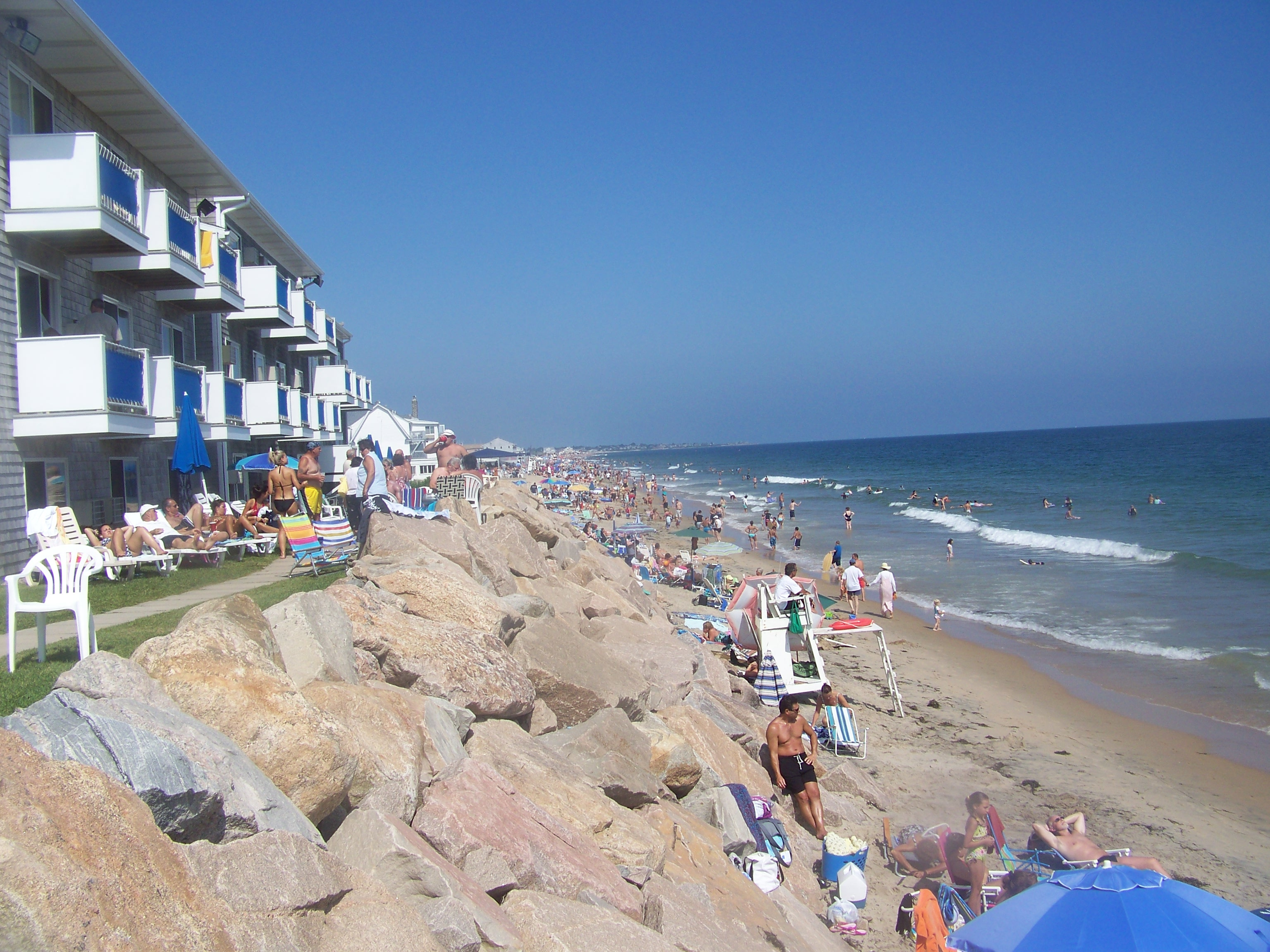 Rhode Island Beach Hotels