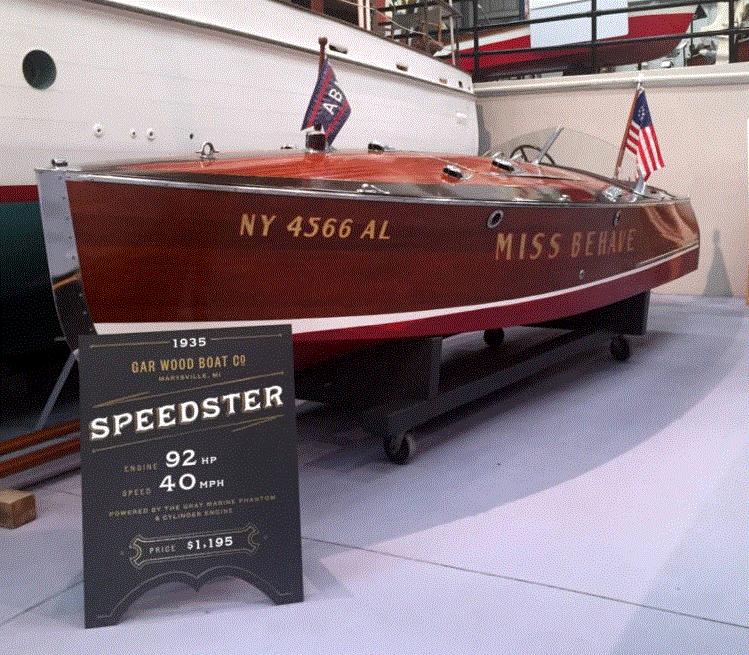 Gar Wood Speedster - Wikipedia