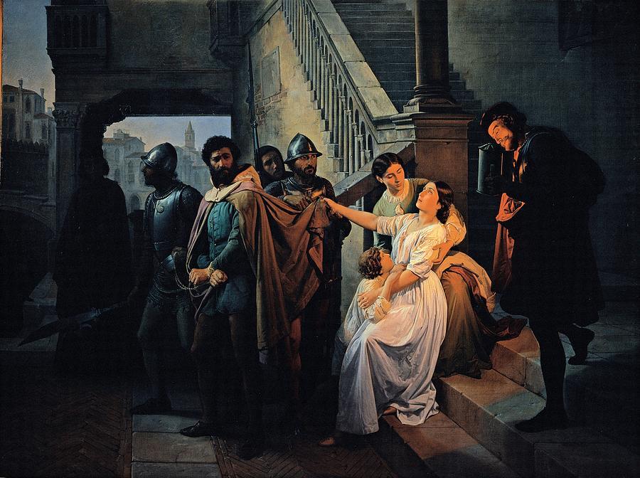 Arresto di Filippo Calendario