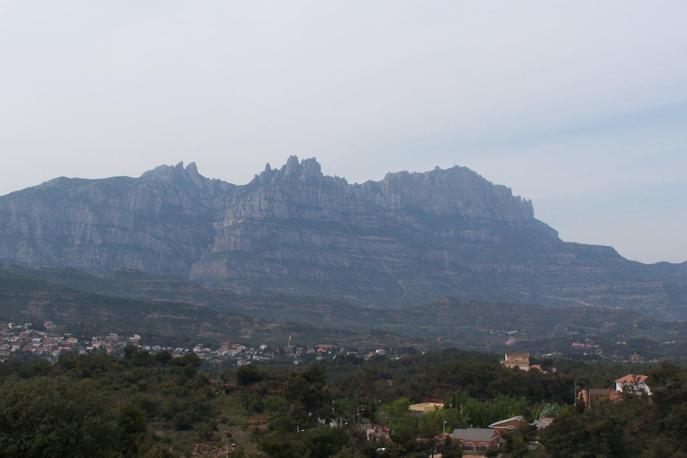 Montserrat (monte)