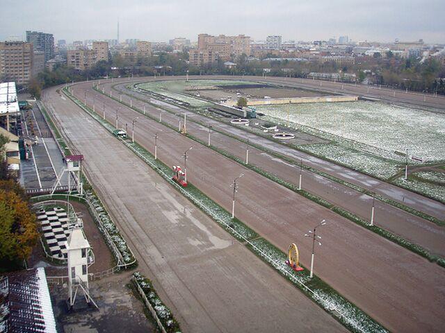 Ипподром в Москве - адрес, история, отзывы