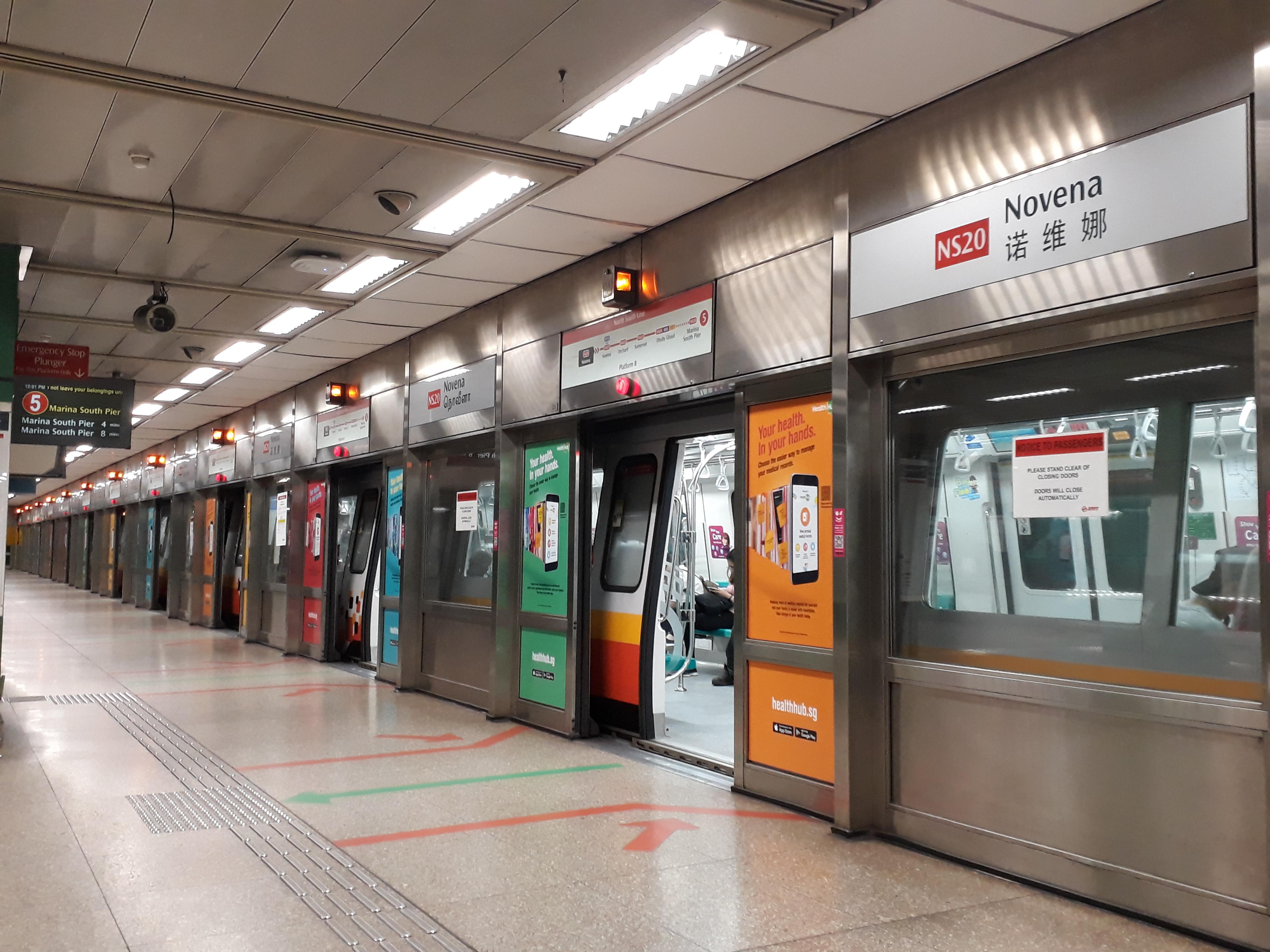 Novena MRT station - Wikipedia