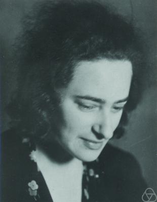 image of Olga Taussky-Todd
