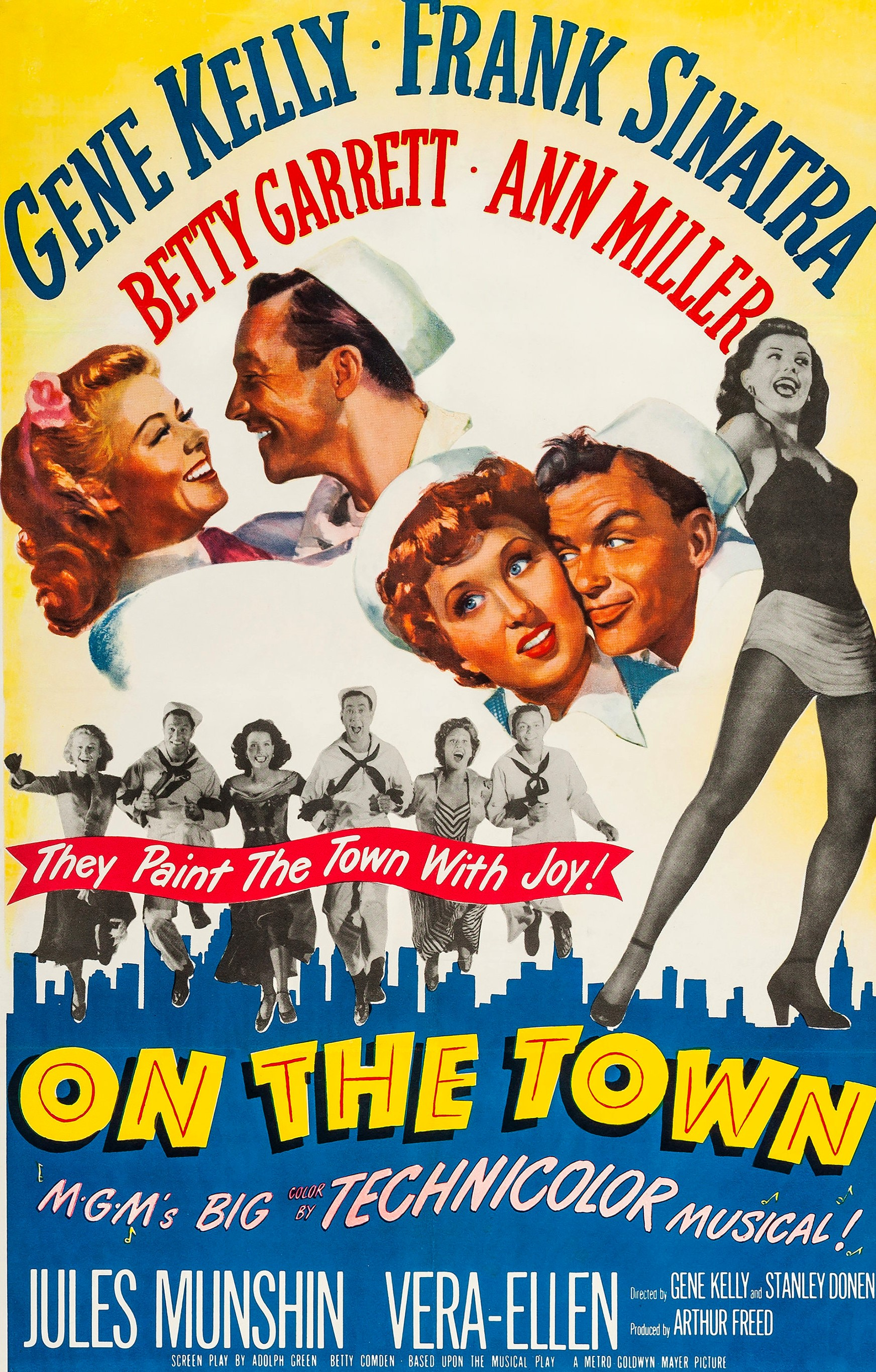 Picture of a movie: On The Town