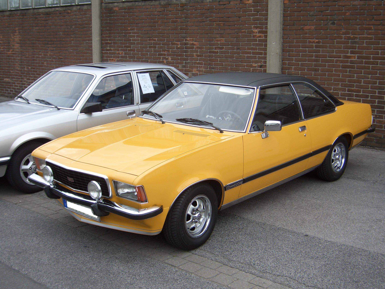 Opel Commodore 1972
