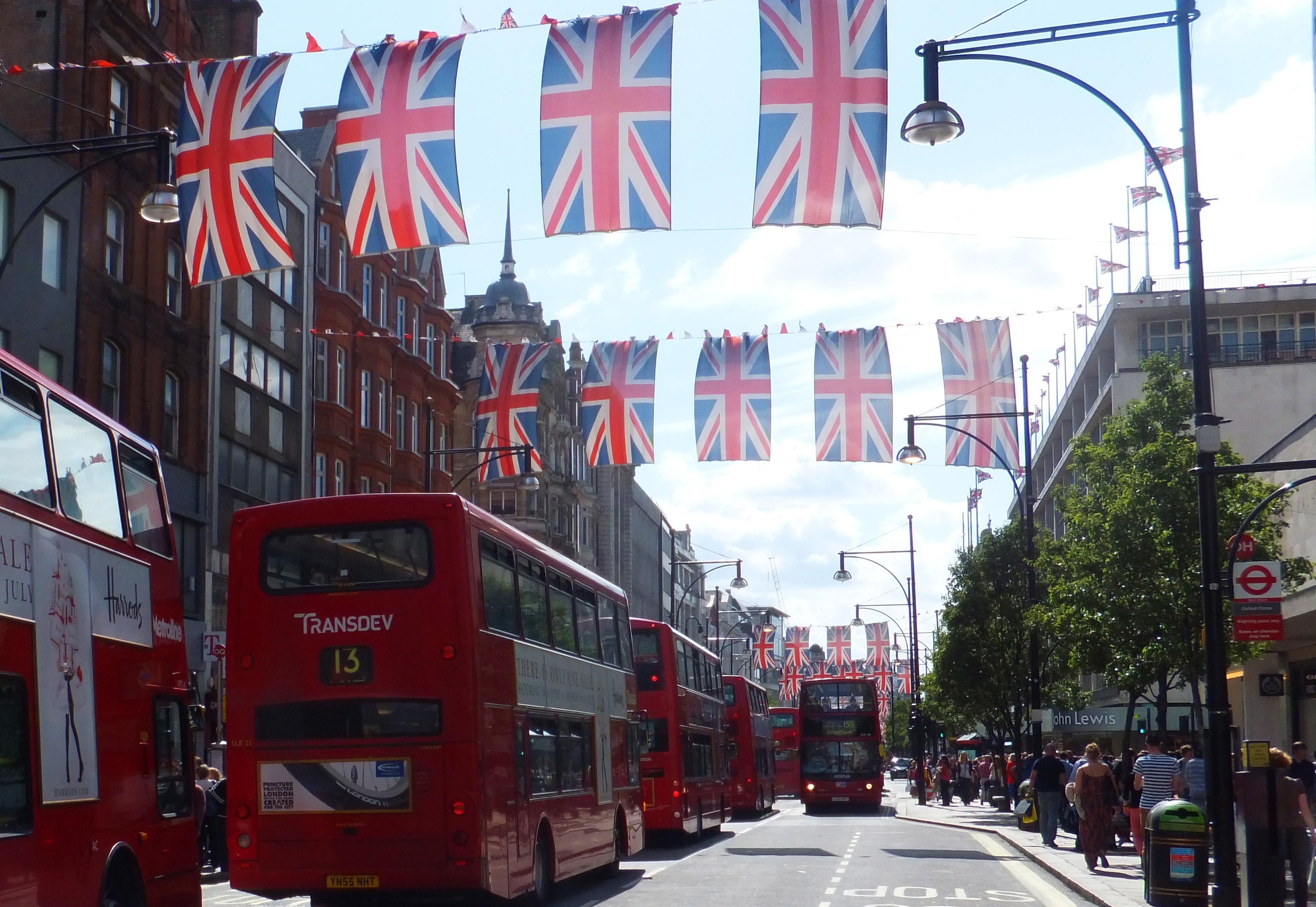 File Oxford Street London Summer 2012 Jpg Wikimedia