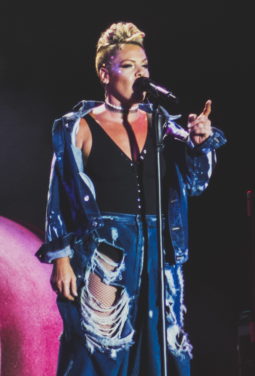 Pink (cantante) - Wikipedia