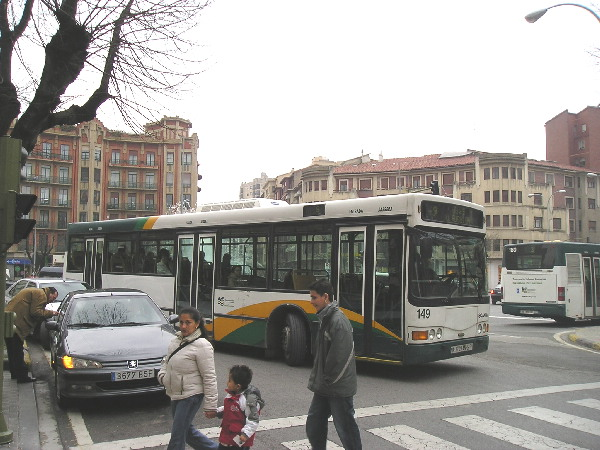 Transporte Pamplona, Villavesa