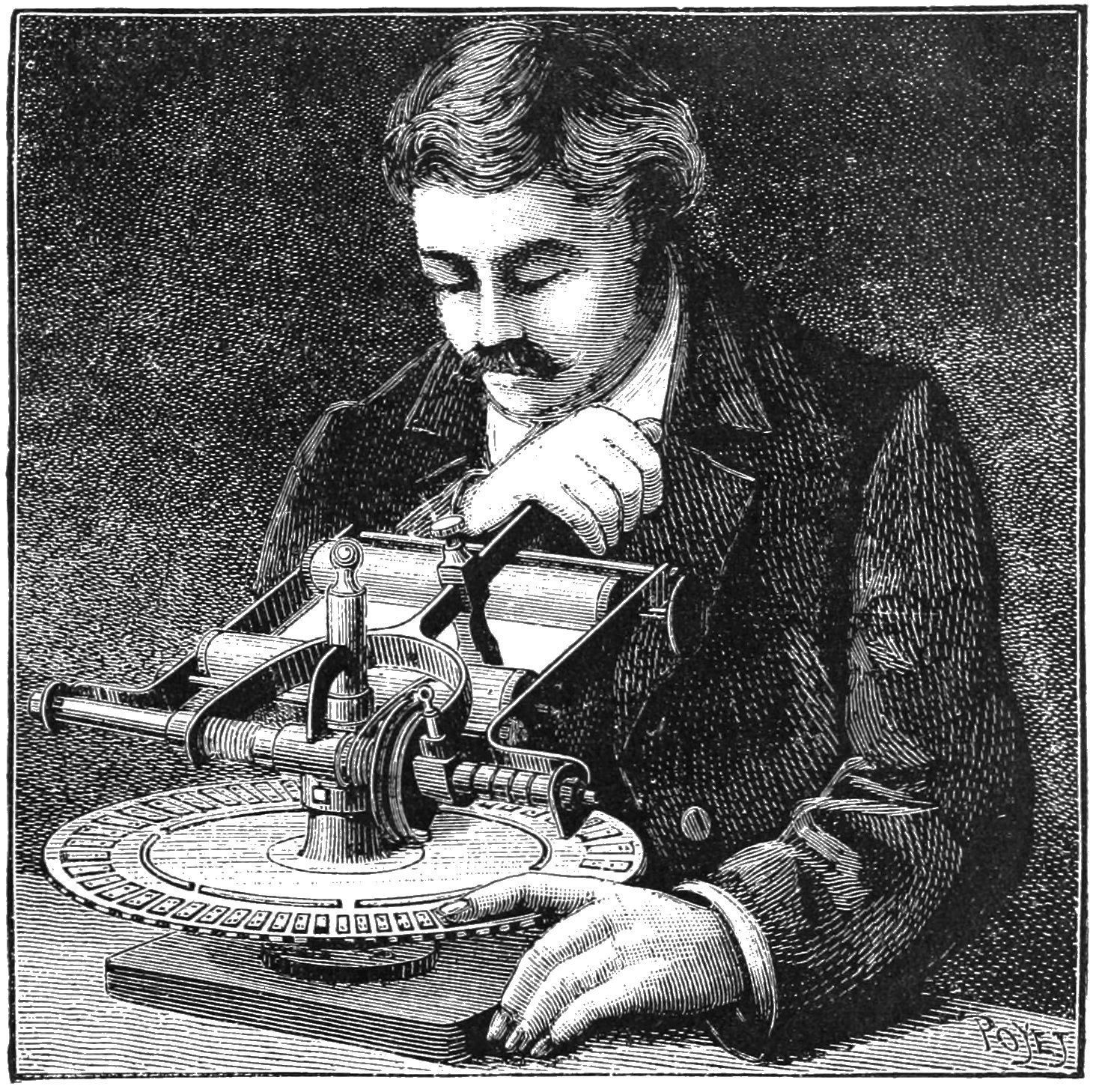 https://upload.wikimedia.org/wikipedia/commons/c/c8/PSM_V33_D669_A_blind_man_writing_with_the_mauler_machine.jpg