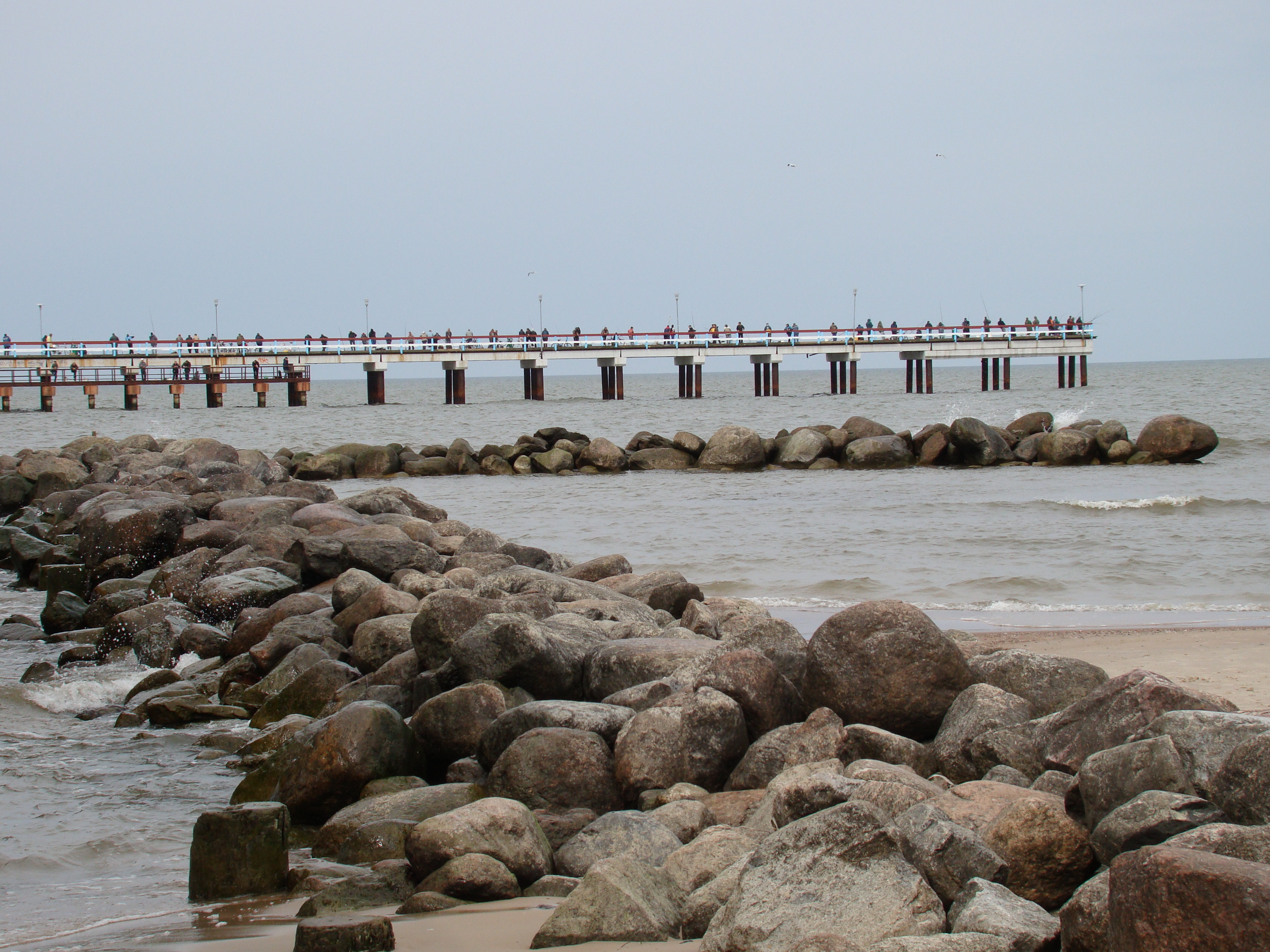 Brücke Palanga
