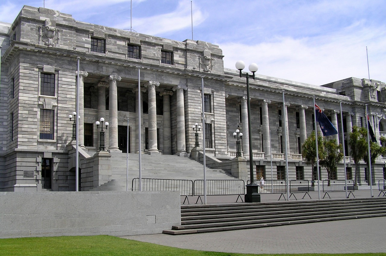 Nz Old Parliament Buildings