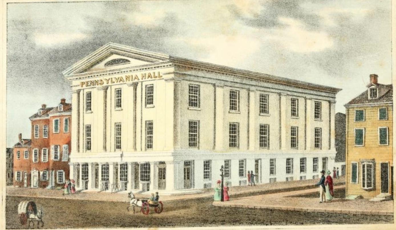 Pennsylvania Hall (Philadelphia)
