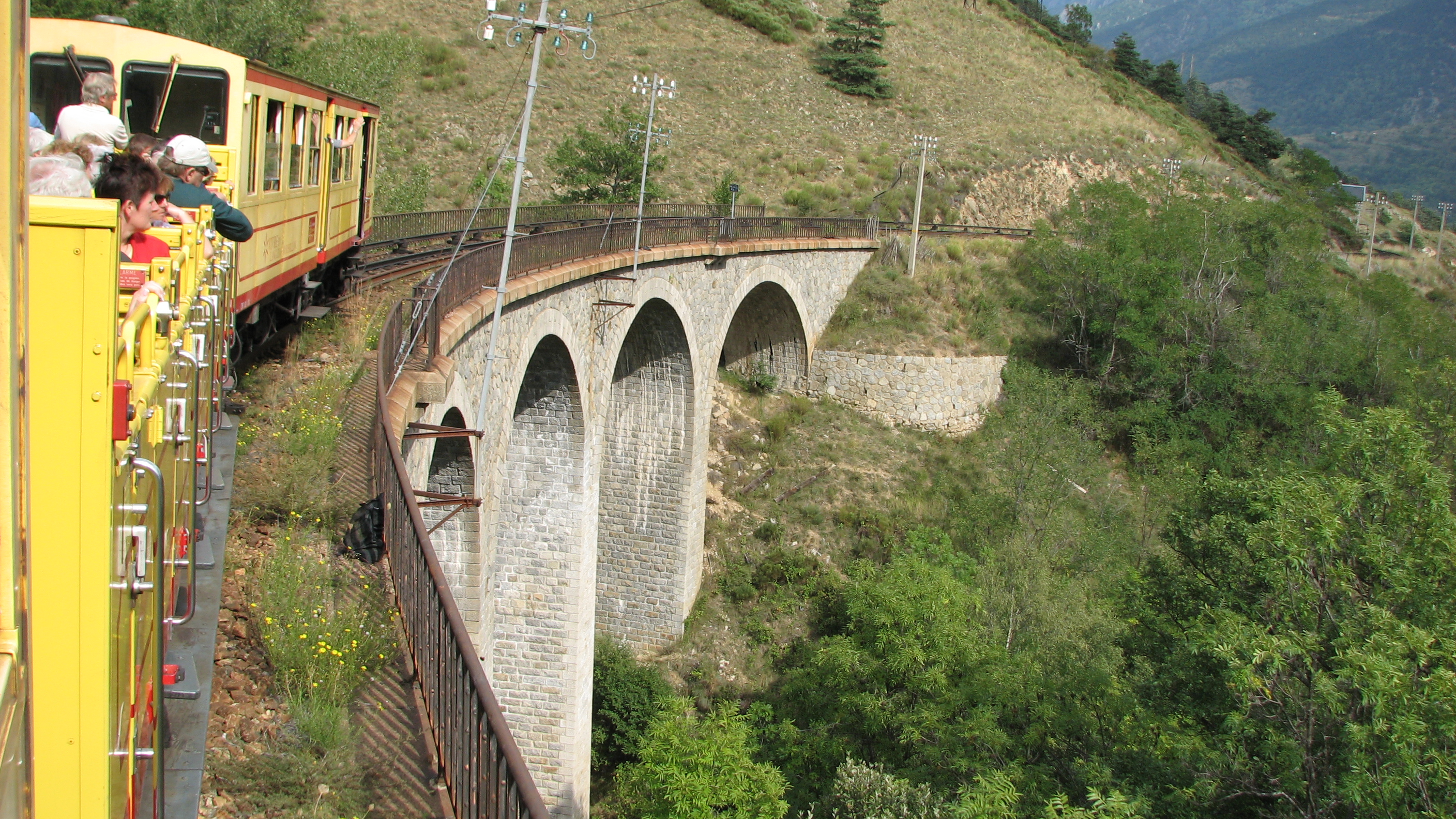 Image result for le petit train jaune pyrénées