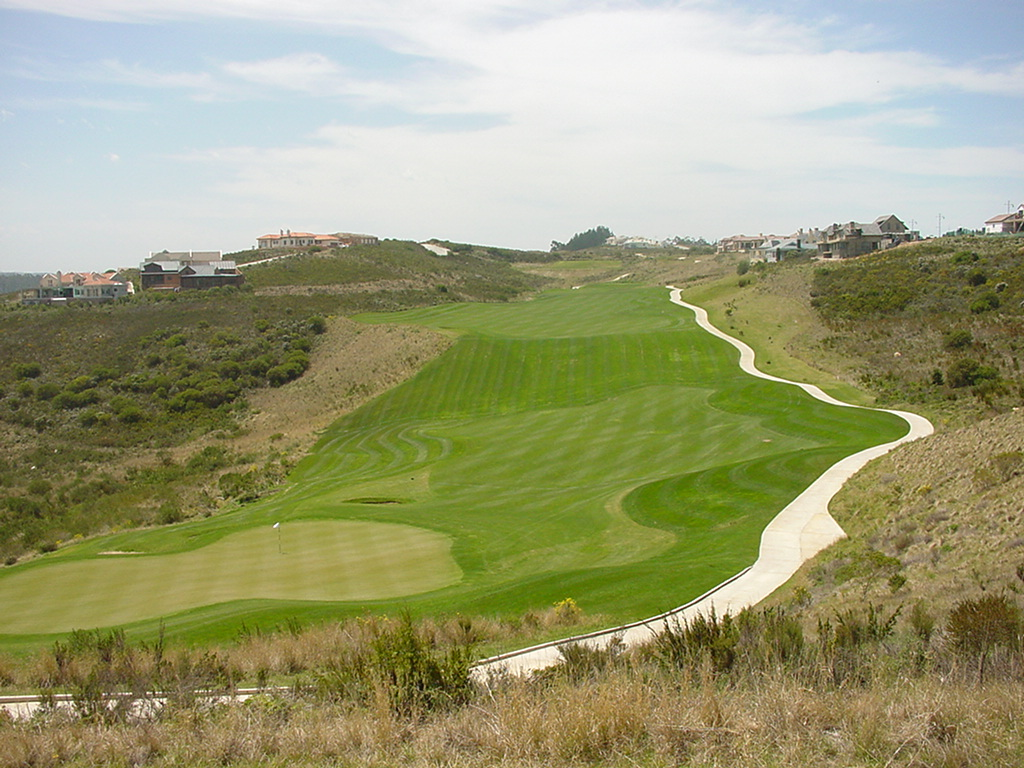 English: Pezula Golf Course, Knysna, South Africa