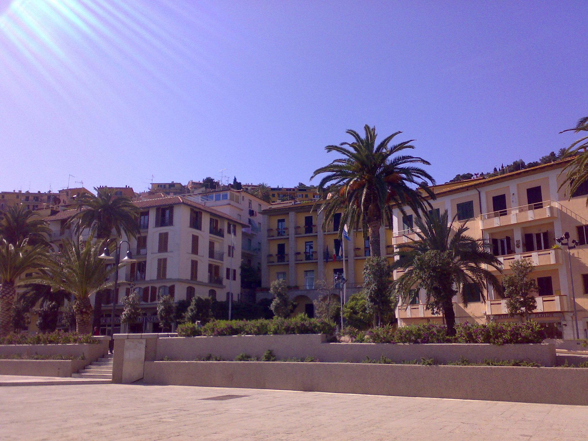 Piazzale dei Rioni, Poto Santo Stefano