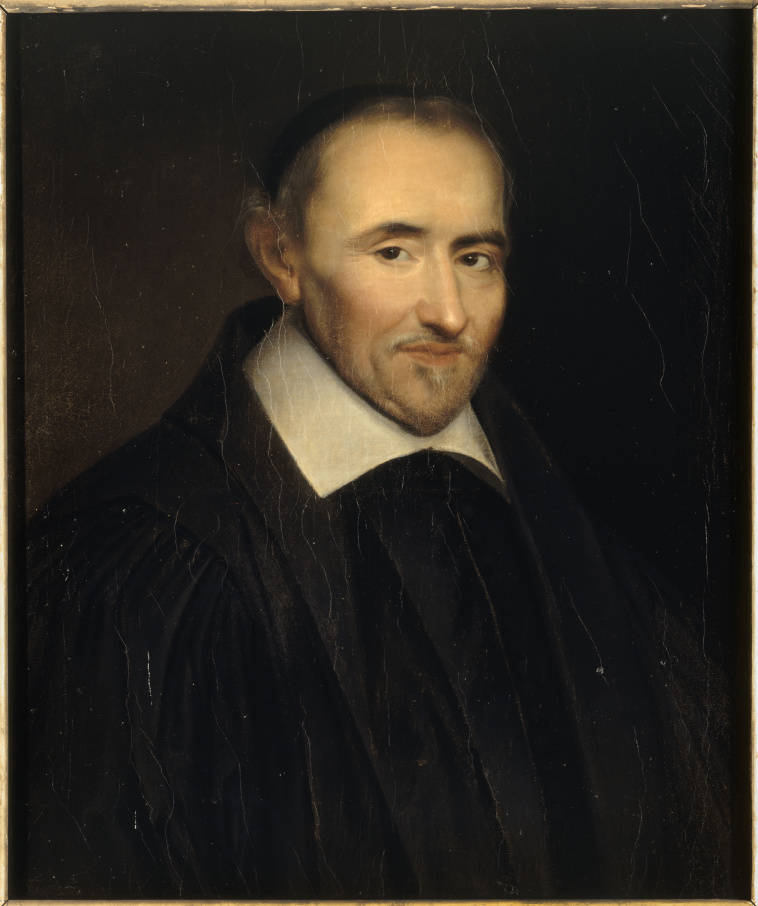The French priest and philosopher Pierre Gassendi is responsible for reviving Epicureanism in modernity as an alternative to Aristotelianism. PierreGassendi.jpg