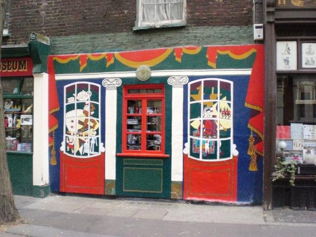 Pollock S Toy Museum Wikipedia