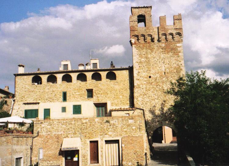 Porta grossetana ad Istia d'Ombrone