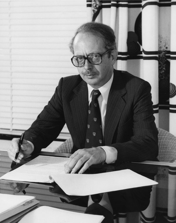 Ralf Dahrendorf in 1980