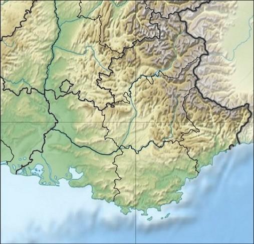 Carte Region Paca.File Region Paca Carte R3 Jpg Wikimedia Commons
