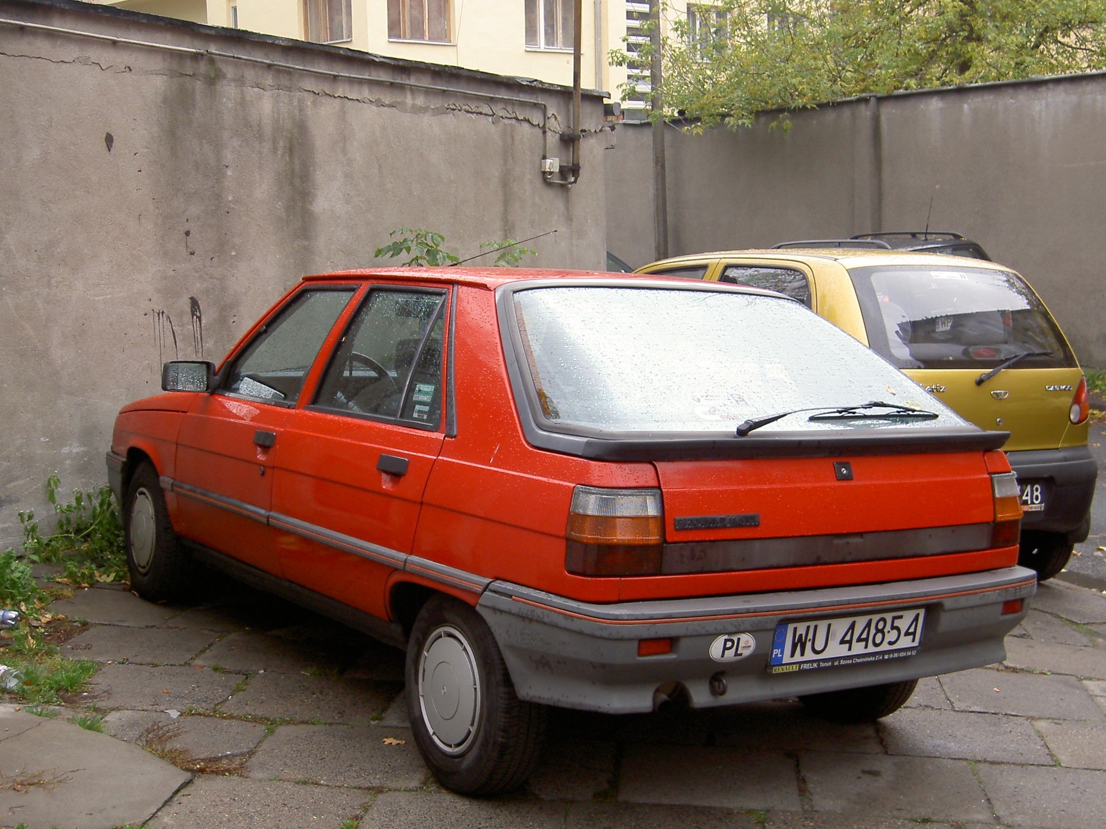 Renault 9 & 11 - Wikipedia, the free encyclopedia