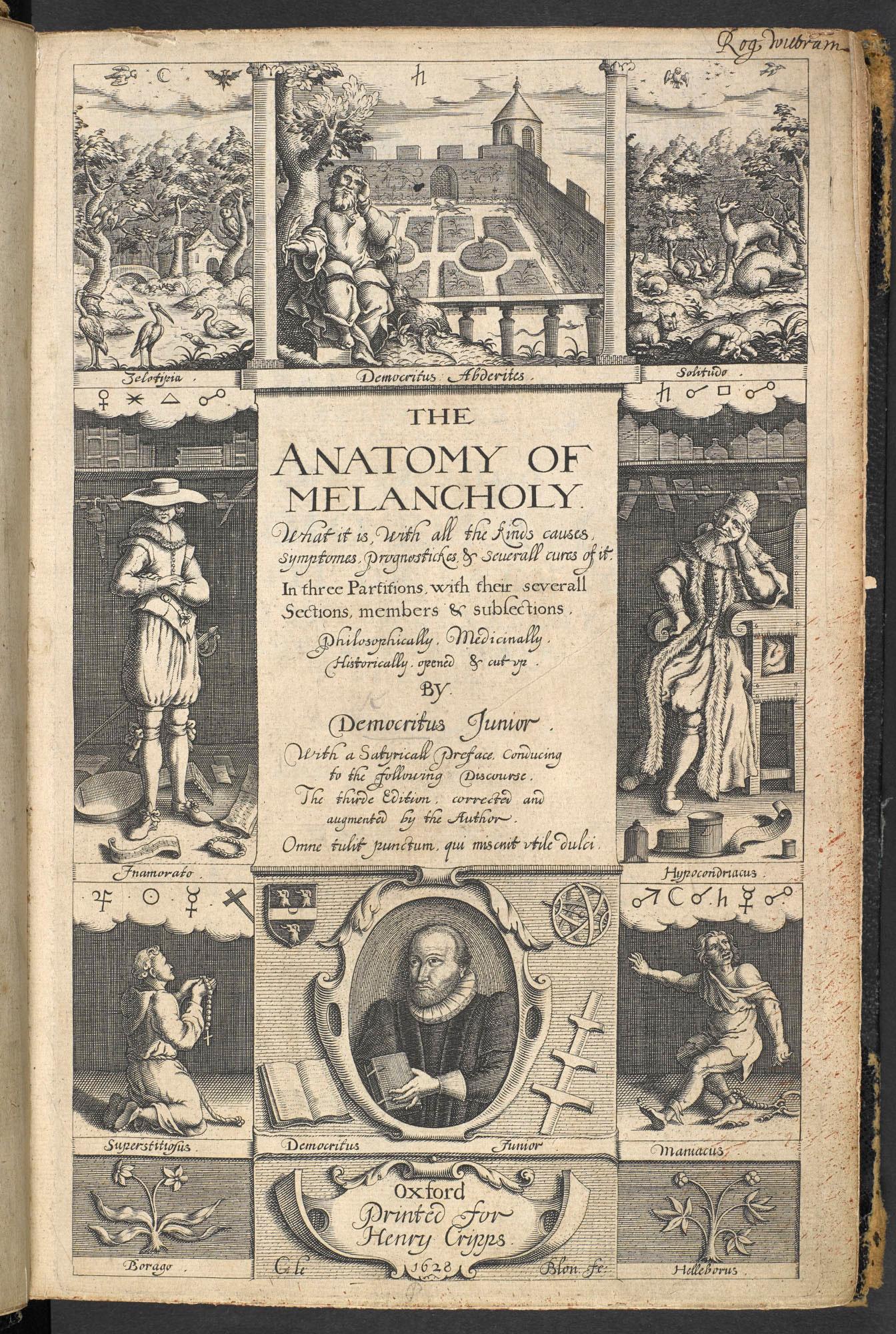 The Anatomy of Melancholy - Wikipedia