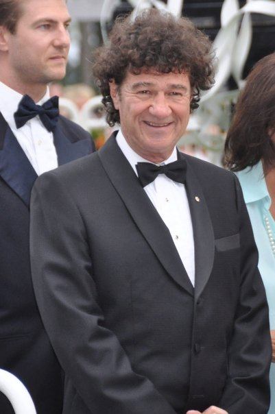 Charlebois at the 2009 Cannes Film Festival.