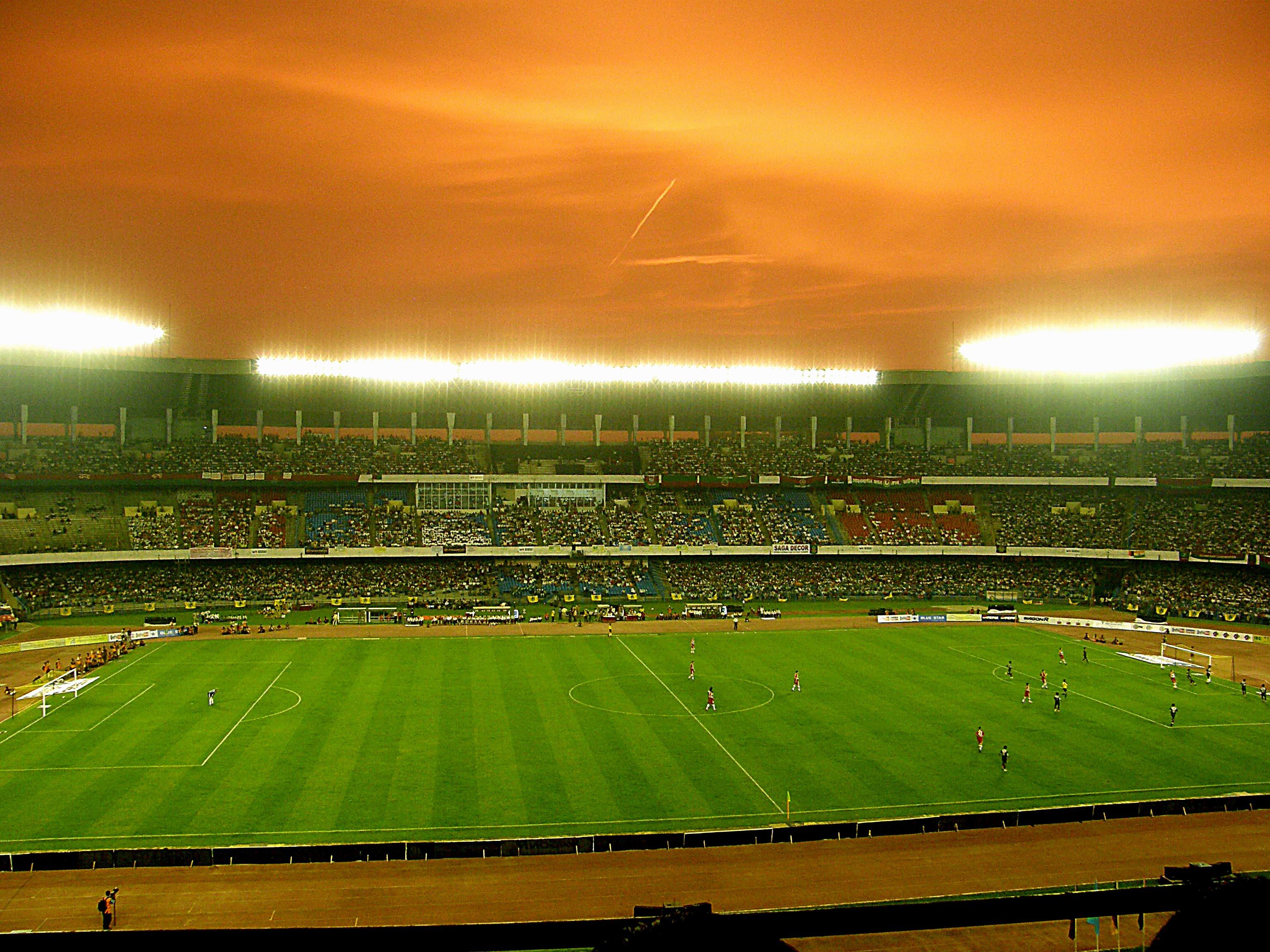 The Salt Lake Stadium