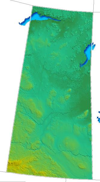Geography Of Saskatchewan