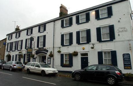Schooner Hotel Alnmouth Room