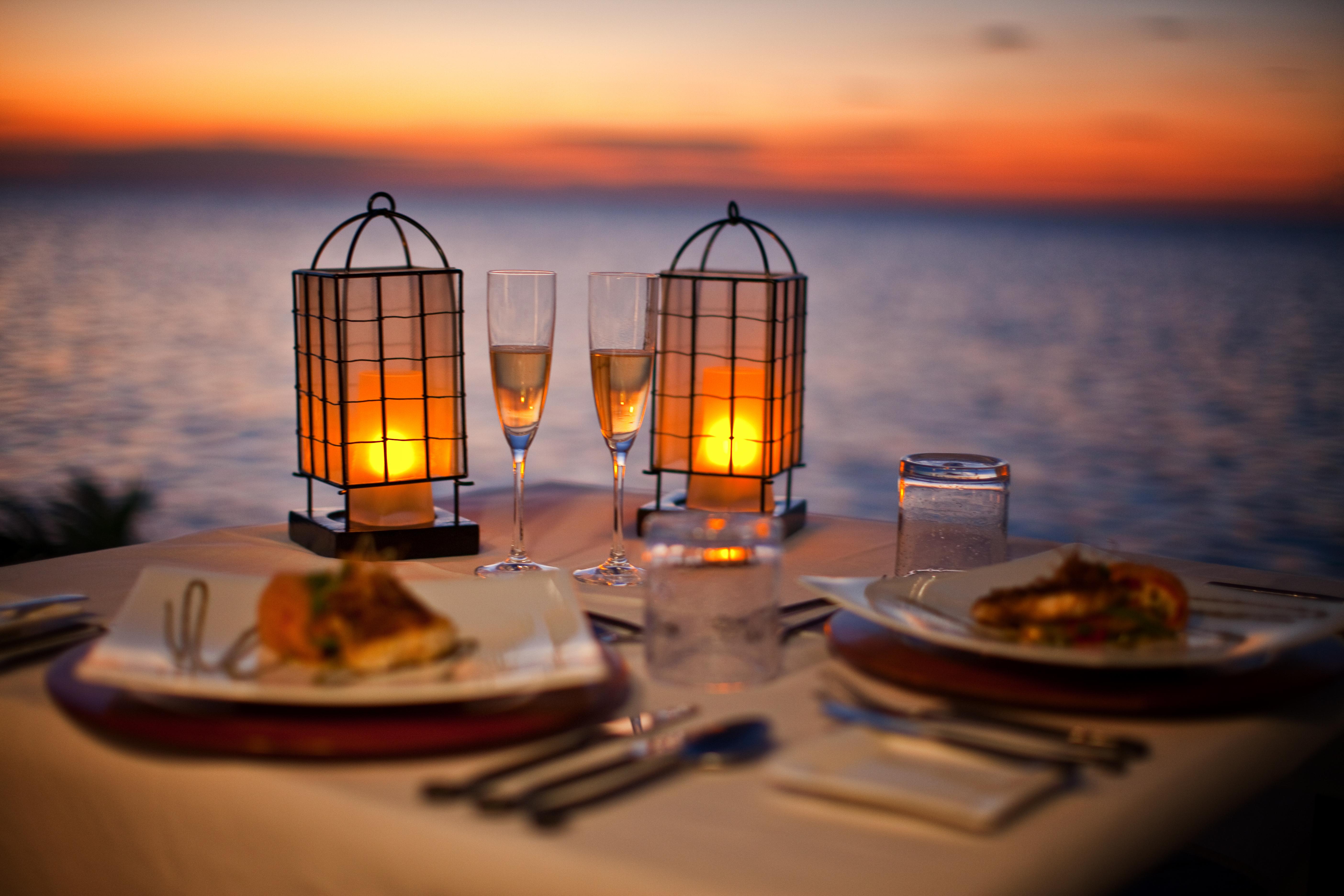 Millionaire Date Idea #1: Private Dinners