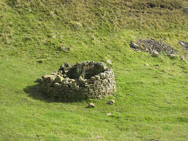 File:Sheepfold at Sycamore Gap - geograph.org.uk - 1018990.jpg