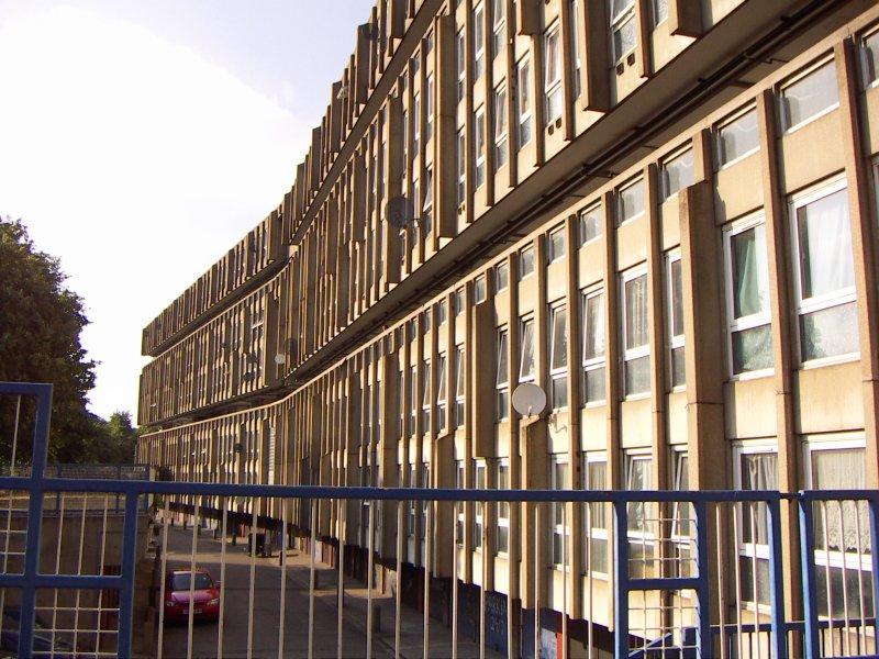 Uk Housing Building Figures