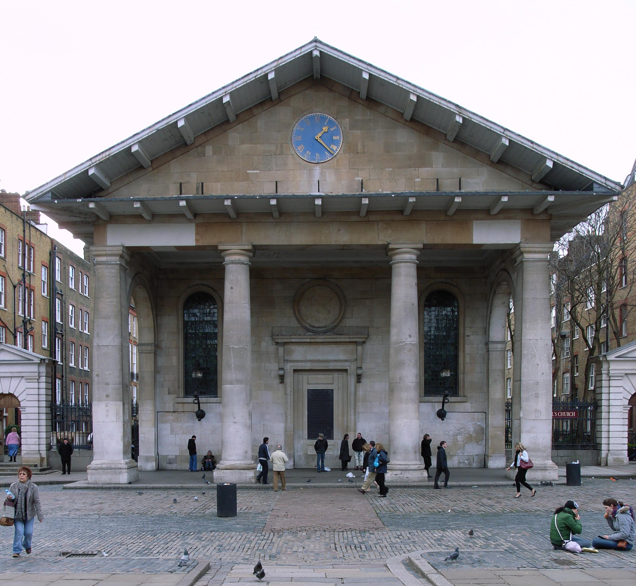 St Paul's Church, Covent Garden