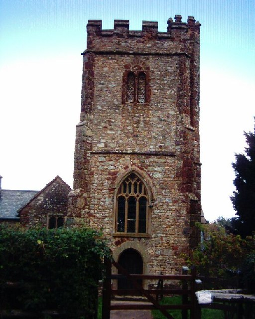 St Thomas' Church, Mamhead - geograph.org.uk - 54584.jpg