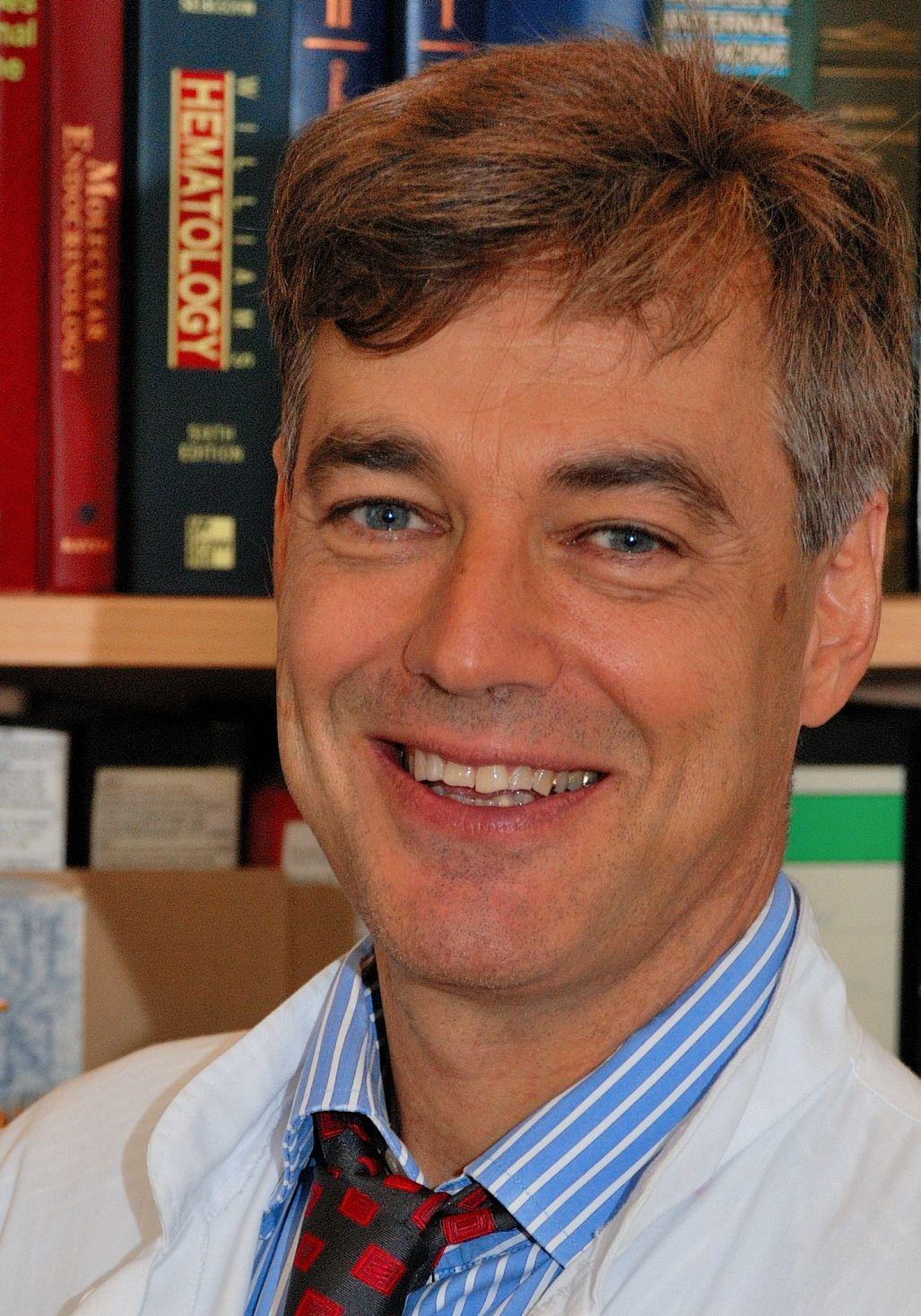 image of Stefan R. Bornstein