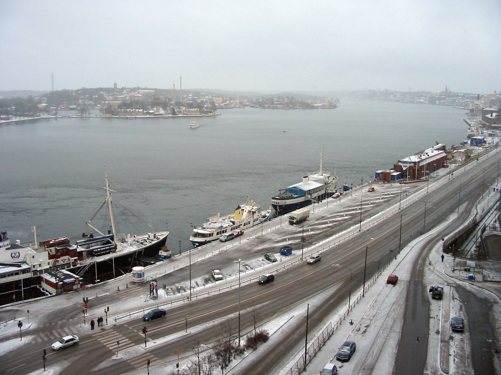 stockholm in the snow - photo #19