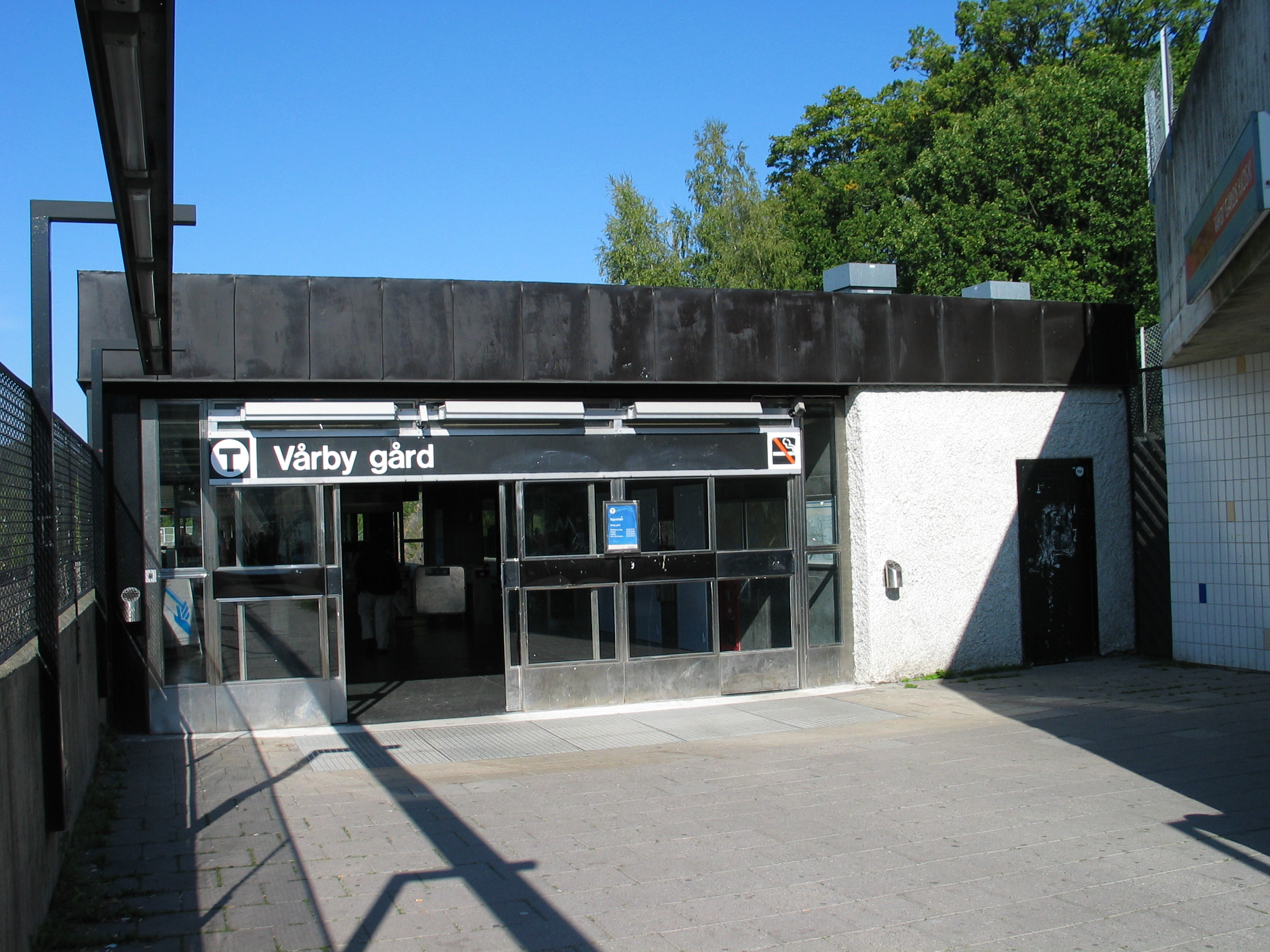 Vrby grd (tunnelbanestation) - Wikiwand