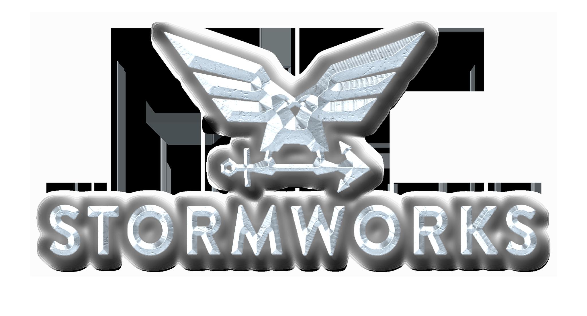"""Картинки по запросу """"Stormworks: Build and Rescue LOGO"""""""