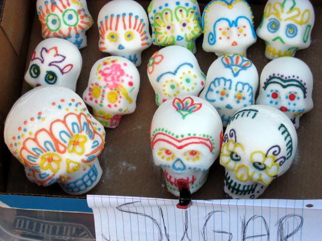 Sugar Skull Wikipedia File:sugar Skulls