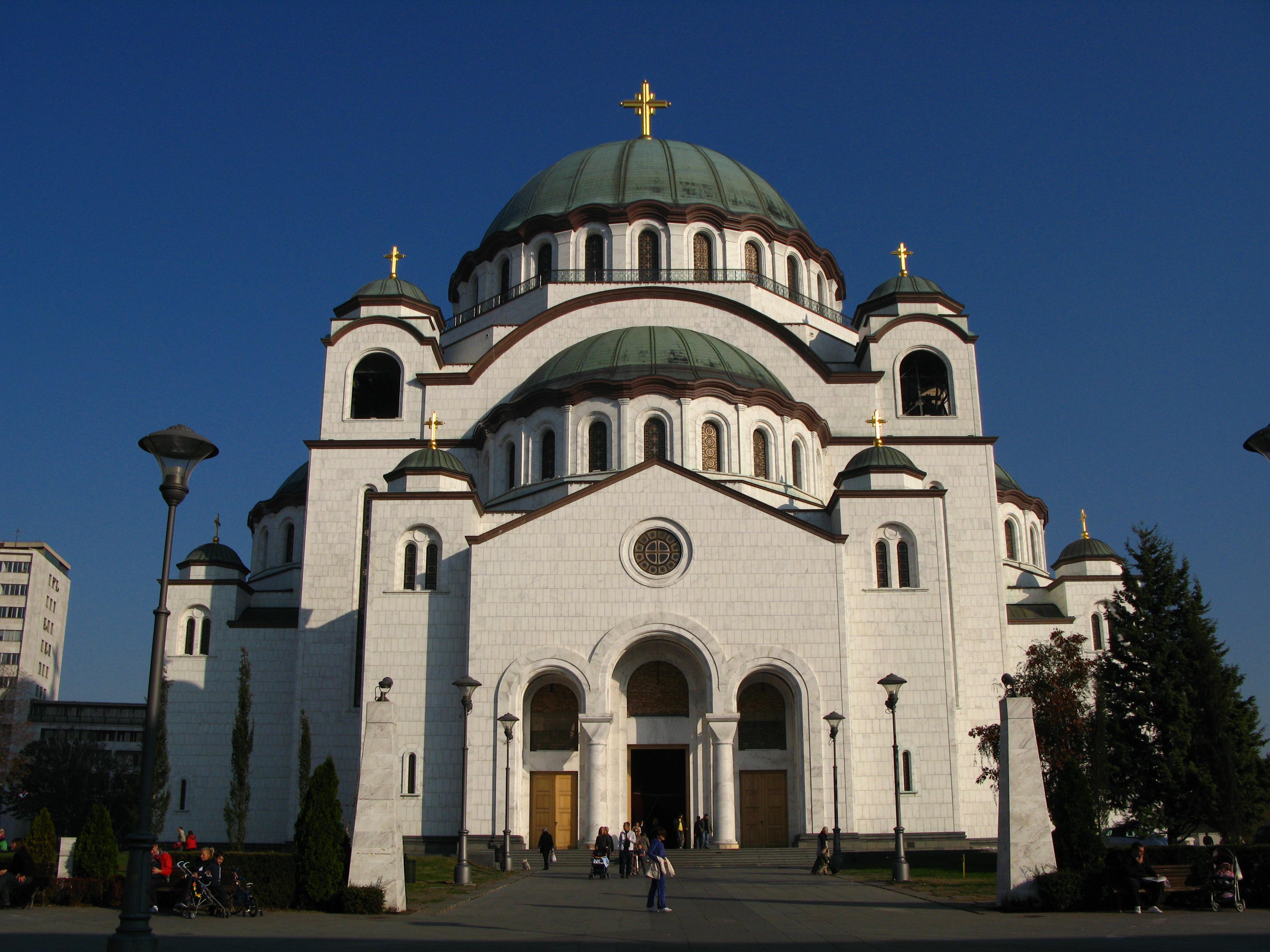 File Sveti Sava In Belgrade Jpg Wikimedia Commons