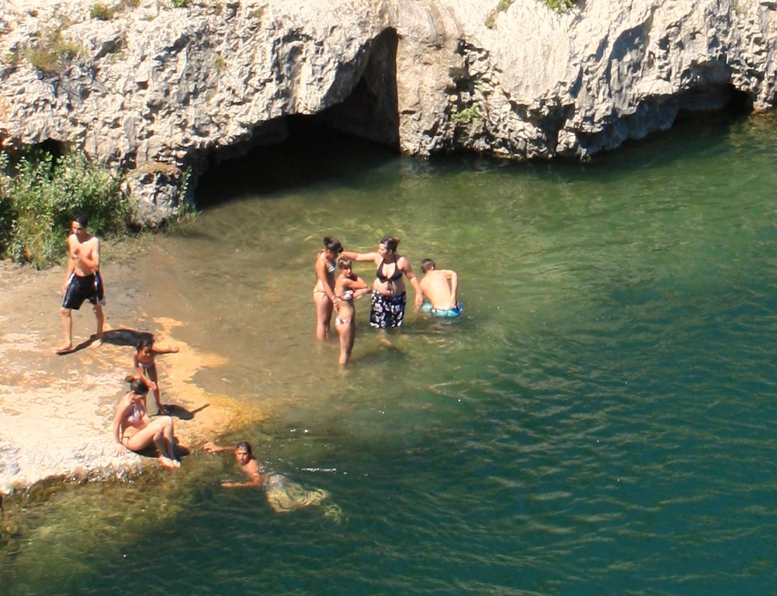 Nude swimming holes texas
