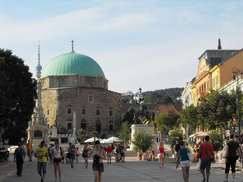 Szechenyi Square Pecs Wikipedia