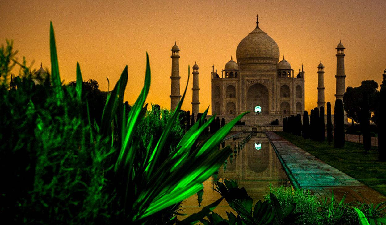 My Greatest World Destination Crown Of Palaces Taj Mahal