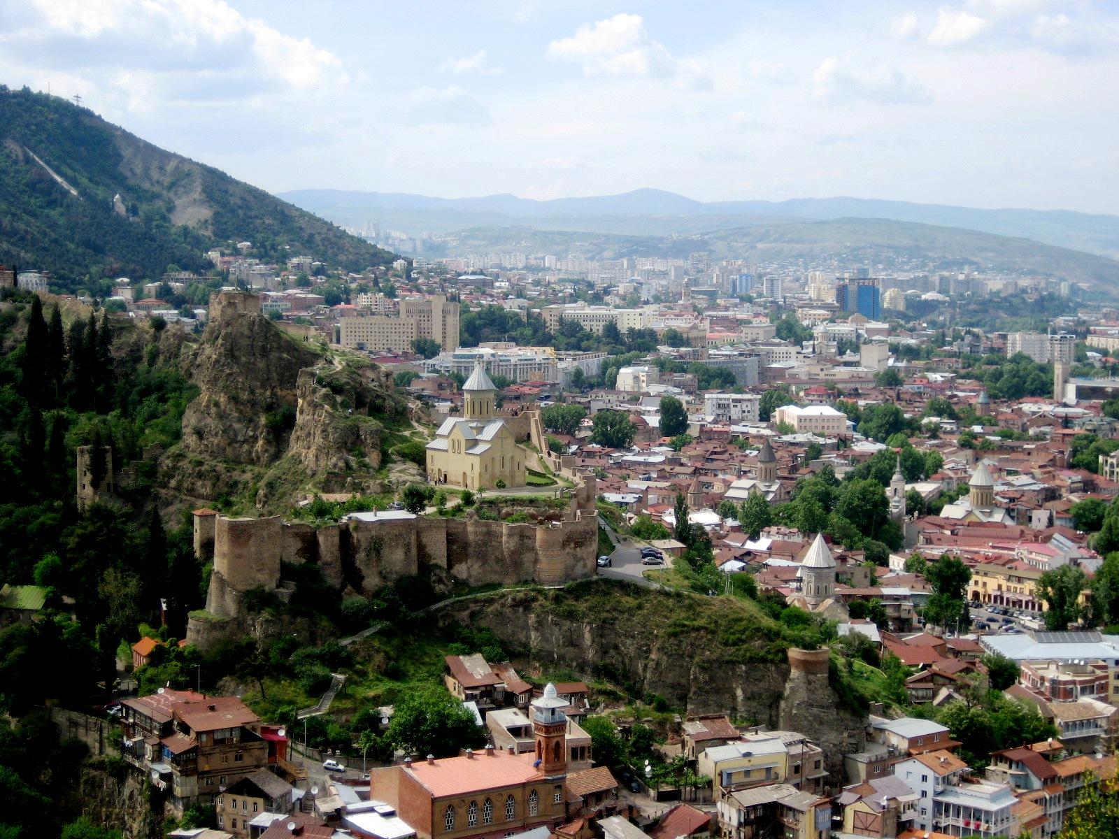 Tbilisi Tskneti Mountain Villa Tbilisi City Georgia: Tbilisi: A Beacon On Europe's Eastern Horizon