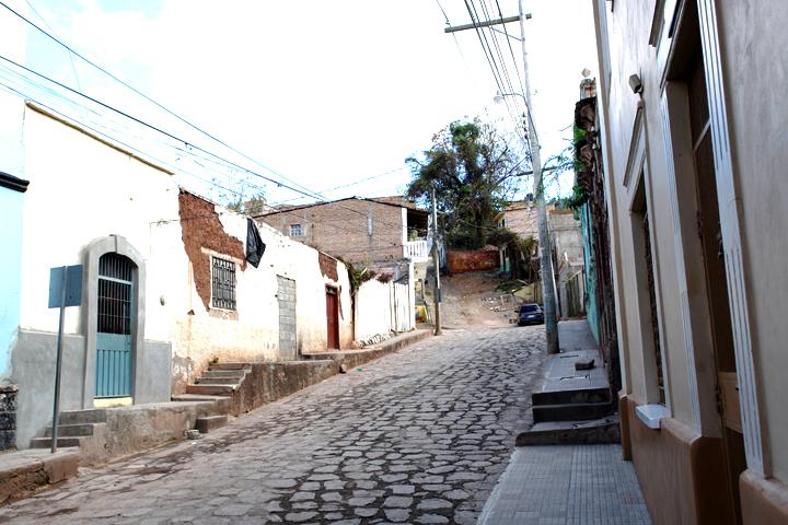 Tegucigalpa Honduras Map. Stormtegucigalpa tourist information streetcontent