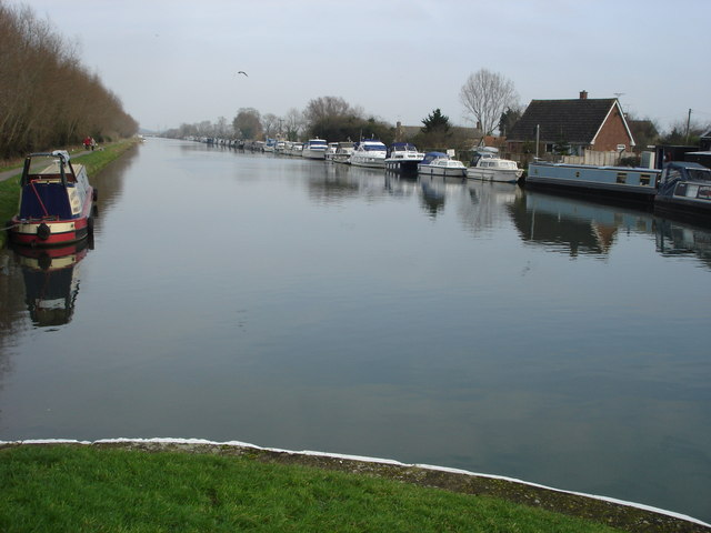 The Gloucester and Sharpness Canal - geograph.org.uk - 303649